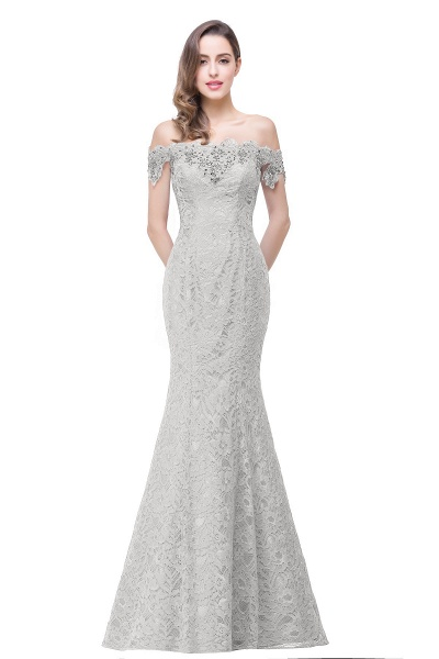 EMMALYNN | Mermaid Off Shoulder  Floor-Length Lace Bridesmaid Dresses_12