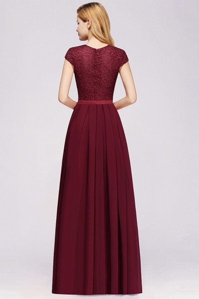 Attractive A-line Evening Dress_7
