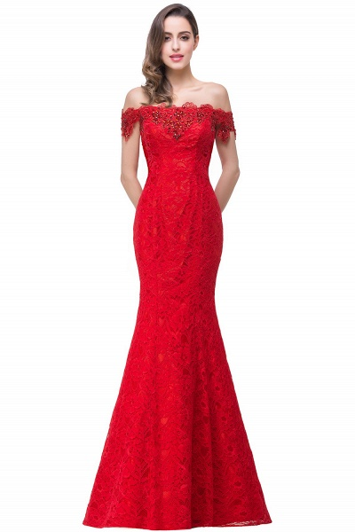 EMMALYNN | Mermaid Off Shoulder  Floor-Length Lace Bridesmaid Dresses_6