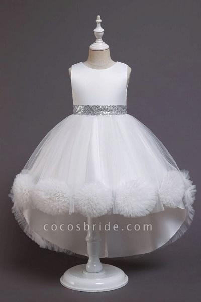 FS9980 Green Scoop Jewel Flower Girl Dress For Wedding_1