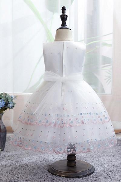 FS9970 Bow Scoop Sleeveless Ball Gown Wedding Dress_6