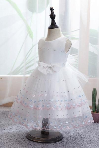 FS9970 Bow Scoop Sleeveless Ball Gown Wedding Dress_5