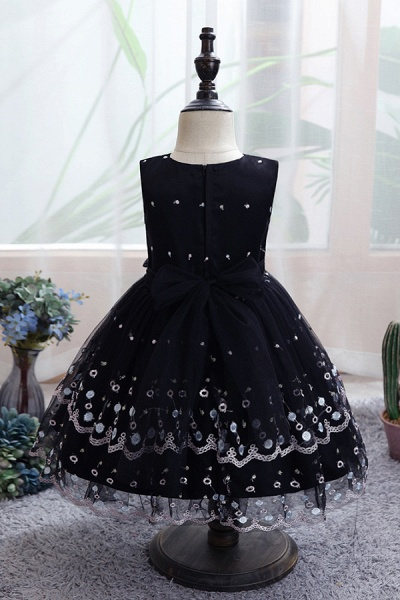 FS9970 Bow Scoop Sleeveless Ball Gown Wedding Dress_3