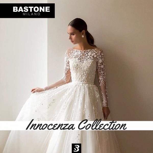 DRESS019L Wedding Dresses A Line Innocenza Collection_3