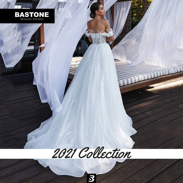CN270L Wedding Dresses A Line NEW 2021 Collection_2