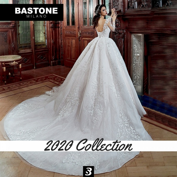 NC216L Wedding Dresses Ball Gown NEW 2021 Collection_5