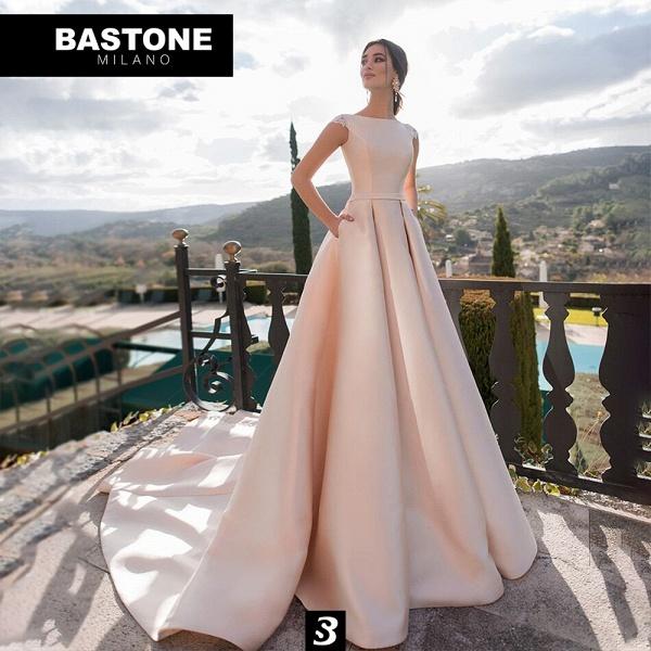 CC115L Wedding Dresses A Line Confidence Collection_1