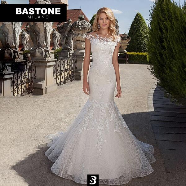 IC128L Wedding Dresses Innocenza Collection Mermaid_1