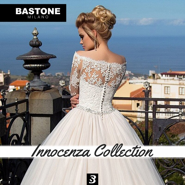 IC162L Wedding Dresses Ball Gown Innocenza Collection_2