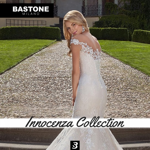 IC128L Wedding Dresses Innocenza Collection Mermaid_2