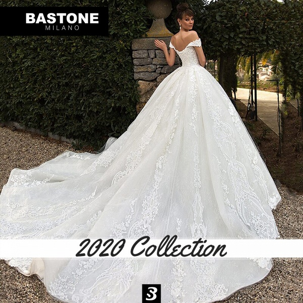NC206L Wedding Dresses A Line NEW 2021 Collection_2