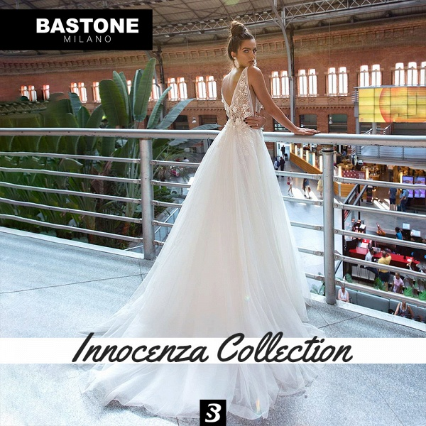 IC144L Wedding Dresses A Line Innocenza Collection_3