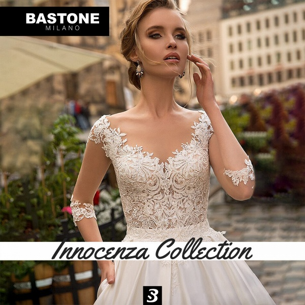 IC139L Wedding Dresses A Line Innocenza Collection_3