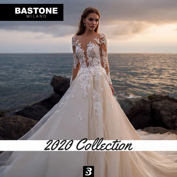 NC069L Wedding Dresses Ball Gown NEW 2021 Collection_3