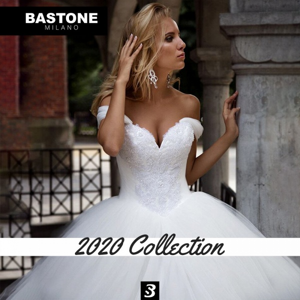 NC058L Wedding Dresses A Line Ball Gown NEW 2021 Collection_5