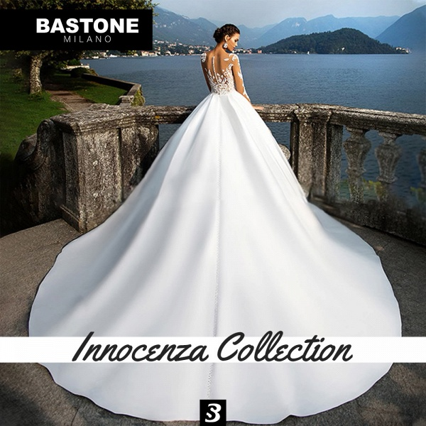 IC018L Wedding Dresses Ball Gown Innocenza Collection_2