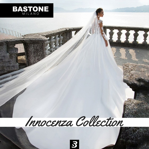 IC018L Wedding Dresses Ball Gown Innocenza Collection_4