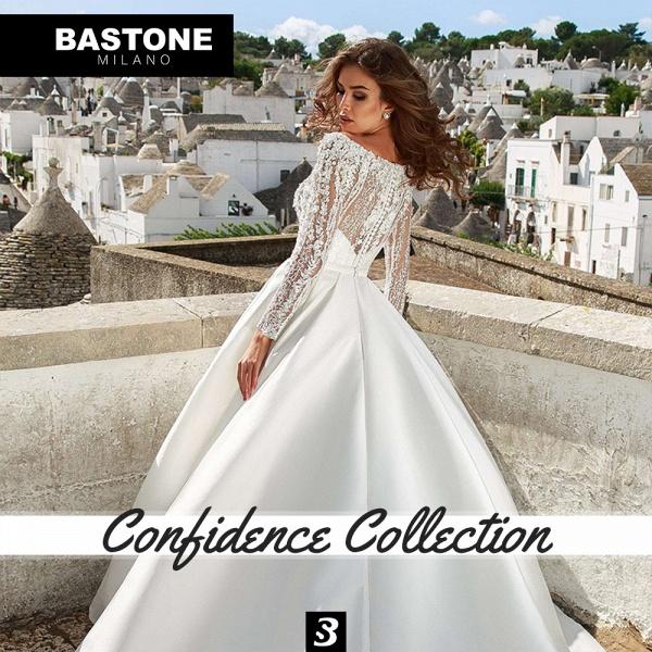 CC102L Wedding Dresses A Line Confidence Collection_2