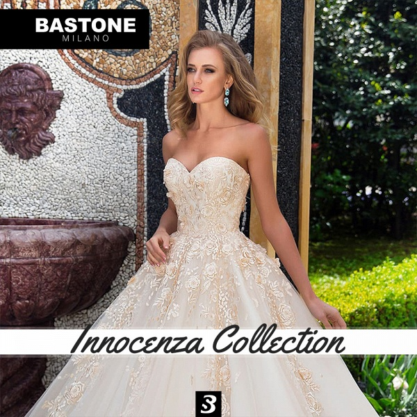 IC127L Wedding Dresses A Line Ball Gown Innocenza Collection_3