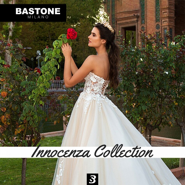 IC142L Wedding Dresses A Line Innocenza Collection_4