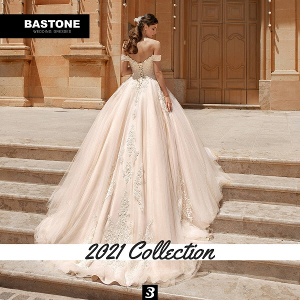 CN287L Wedding Dresses Ball Gown NEW 2021 Collection_3
