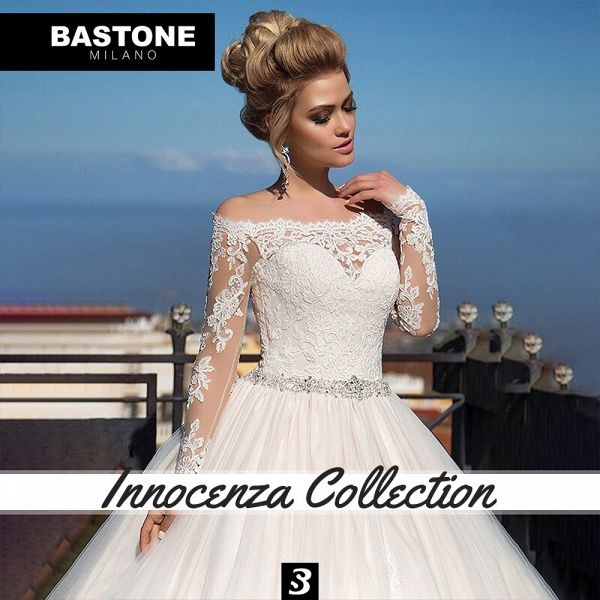 IC162L Wedding Dresses Ball Gown Innocenza Collection_3