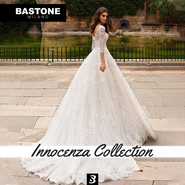 IC156L Wedding Dresses A Line Innocenza Collection_3