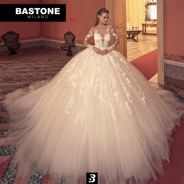 NC056L Wedding Dresses Ball Gown NEW 2021 Collection_1