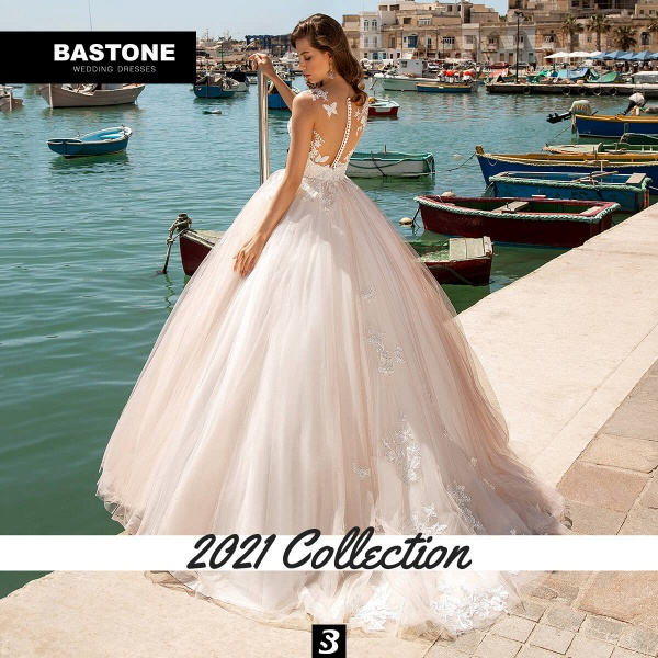 CN259L Wedding Dresses Ball Gown NEW 2021 Collection_2