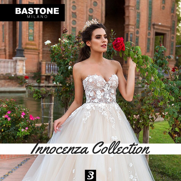 IC142L Wedding Dresses A Line Innocenza Collection_2