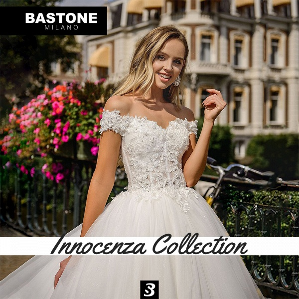 IC149L Wedding Dresses Ball Gown Innocenza Collection_4