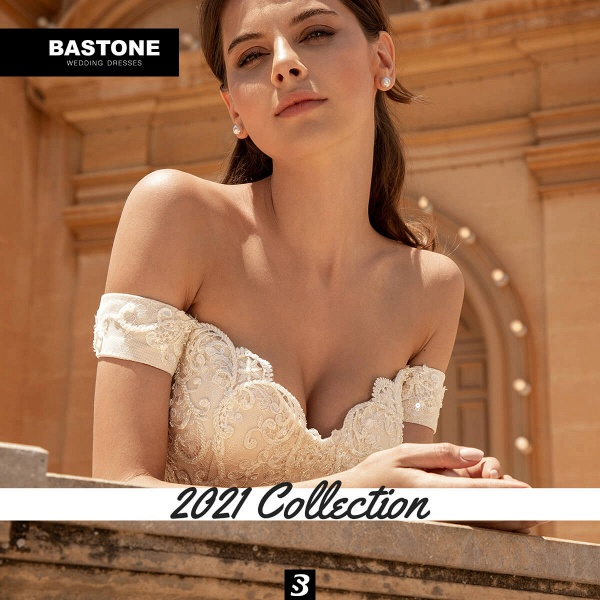 CN287L Wedding Dresses Ball Gown NEW 2021 Collection_5