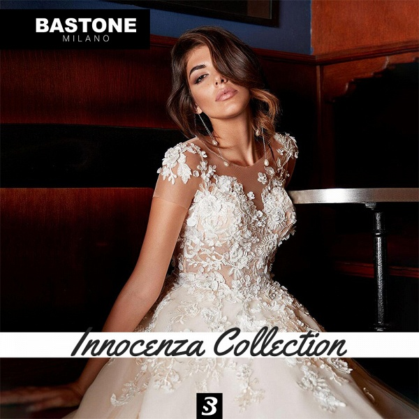 IC136L Wedding Dresses A Line Innocenza Collection_5