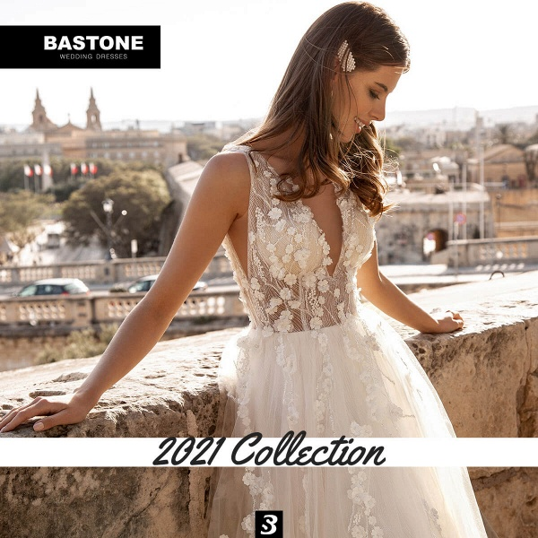 CN278L Wedding Dresses A Line NEW 2021 Collection_2