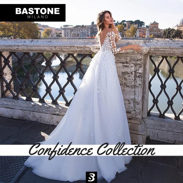CC104L Wedding Dresses A Line Confidence Collection_2