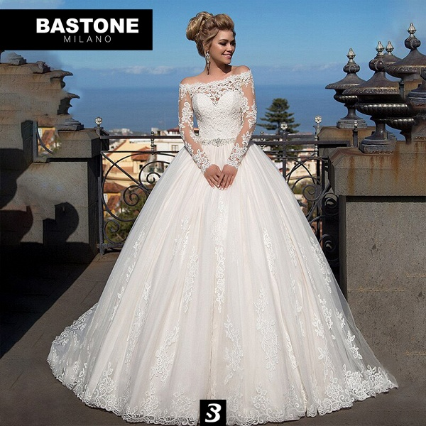 IC162L Wedding Dresses Ball Gown Innocenza Collection_1