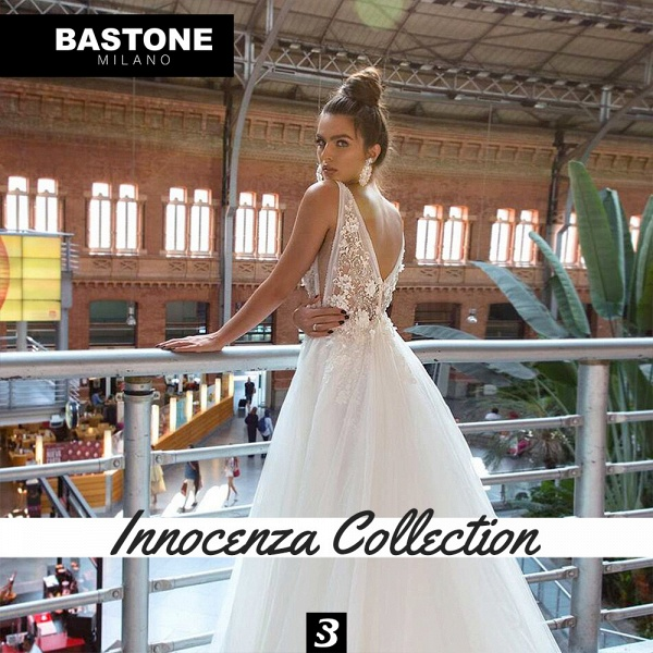 IC144L Wedding Dresses A Line Innocenza Collection_4