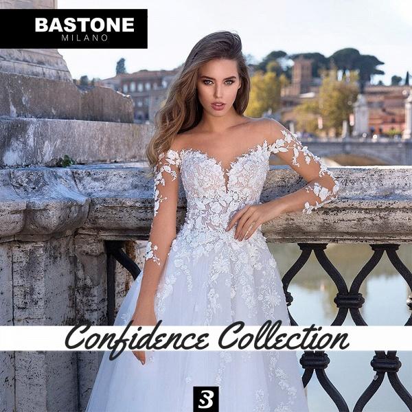 CC104L Wedding Dresses A Line Confidence Collection_4