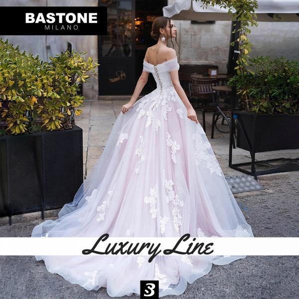 LL171L Wedding Dresses A Line Luxury Line_2