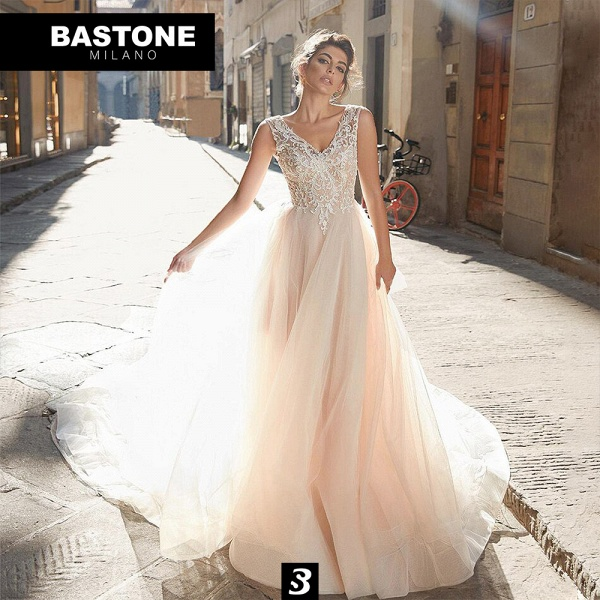 IC120L Wedding Dresses A Line Innocenza Collection_1