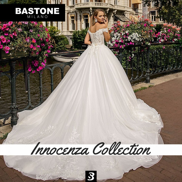 IC149L Wedding Dresses Ball Gown Innocenza Collection_3