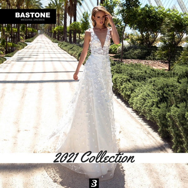 CN290L Wedding Dresses A Line NEW 2021 Collection_2
