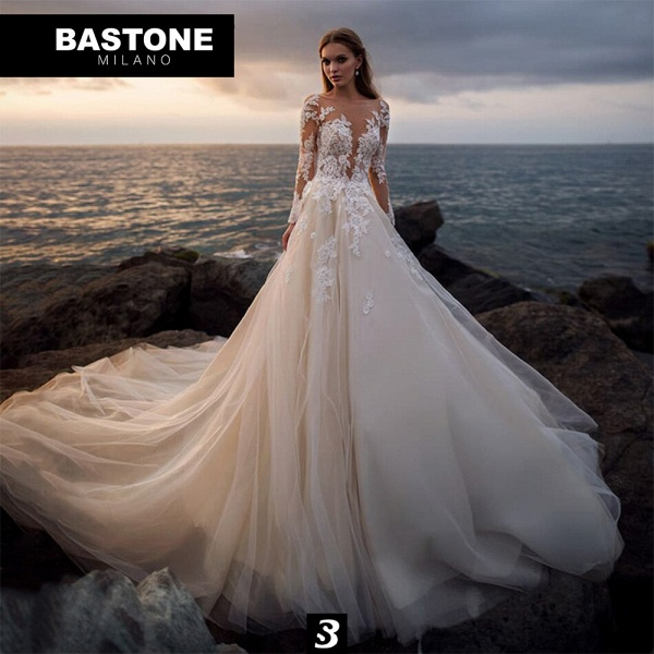 NC069L Wedding Dresses Ball Gown NEW 2021 Collection_1