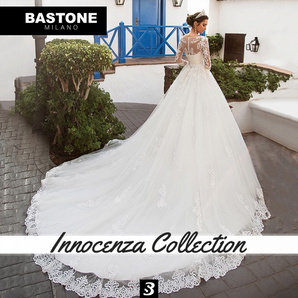 IC031L Wedding Dresses Ball Gown Innocenza Collection_2