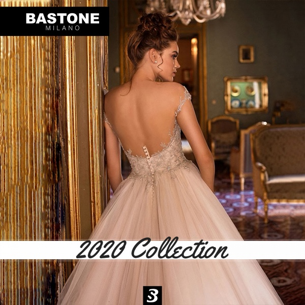 NC061L Wedding Dresses A Line Ball Gown NEW 2021 Collection_2