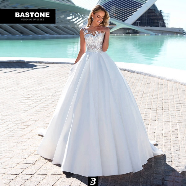 CN293L Wedding Dresses A Line Ball Gown NEW 2021 Collection