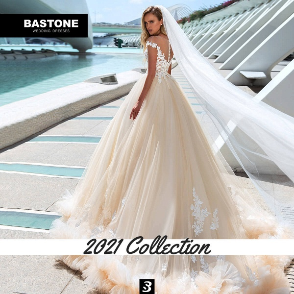 CN291L Wedding Dresses Ball Gown NEW 2021 Collection_3