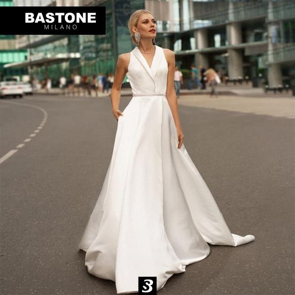 LL049L Wedding Dresses A Line Luxury Line_1