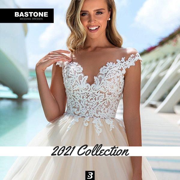 CN291L Wedding Dresses Ball Gown NEW 2021 Collection_4