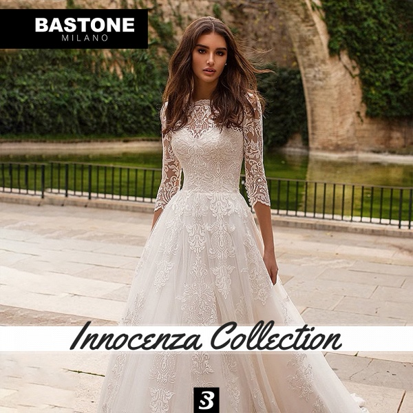 IC156L Wedding Dresses A Line Innocenza Collection_2